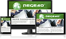 Negeso Website/CMS is een Adaptive CMS