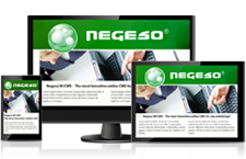 Negeso smartphone apps, websites for smartphones and branded apps