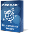 Negeso Website/CMS 3.0 - Multi-Language Editie 6.999 all-in