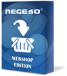 Negeso Website/CMS 3.0 - Webshop Editie 9.999 all-in