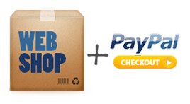 How to create a webshop with PayPal cart for just %25_EURO_RTE%/year!