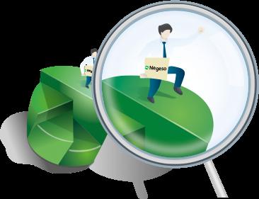Online-Anwerbung mit Negeso Website/CMS